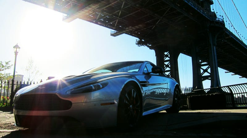 2012 Aston Martin V12 Vantage: The Jalopnik Review