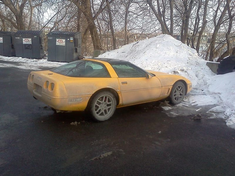 ​Living with a Sports Car, Winter, Canada and No Parking Spot