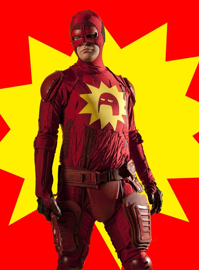 The Amazing Wrongness of Rainn Wilson's New Superhero Movie