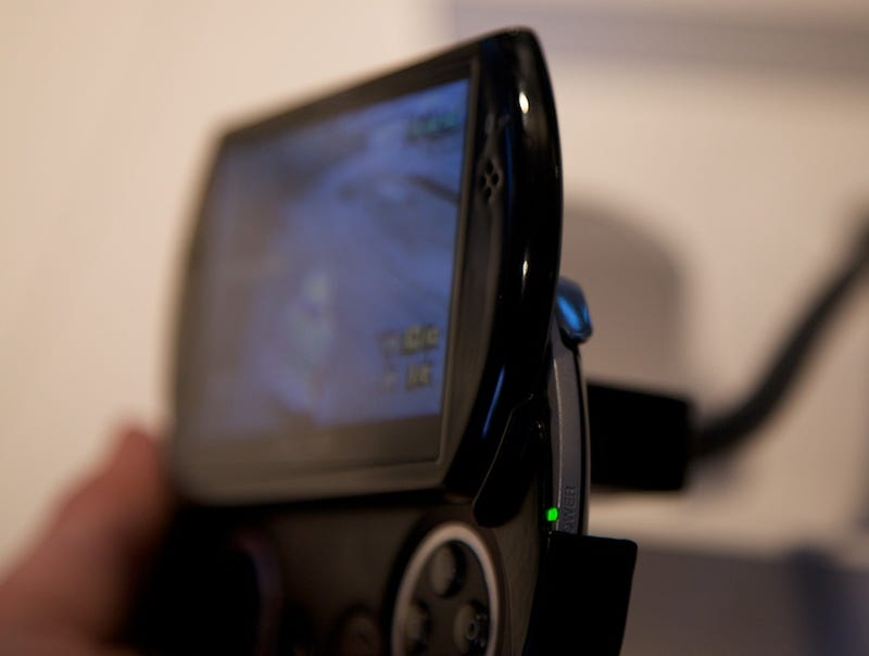 Hands On: Is The PSP Go! Too Small?