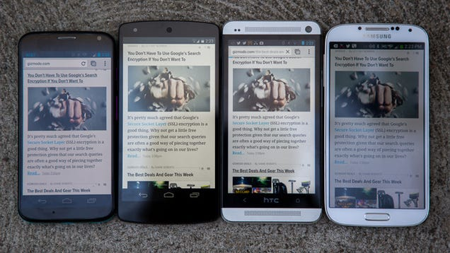 Every Android Phone, Ranked