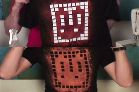 Weekend Project: Design an original t-shirt