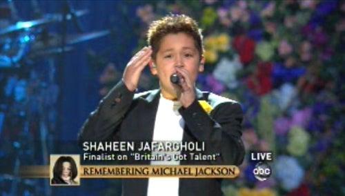 Live Blog: Michael Jackson Memorial Circus Service