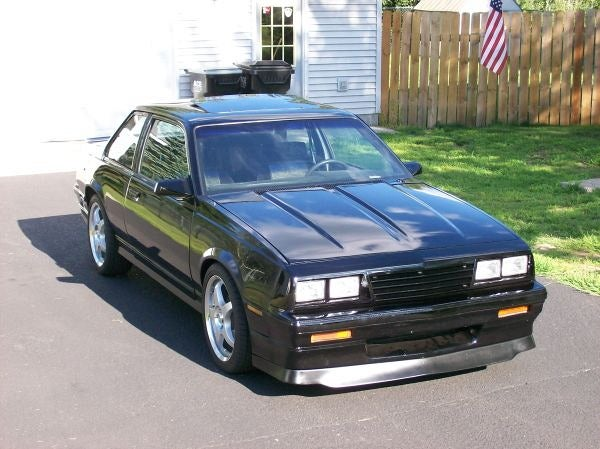 For $11,500, Grab A Not So Grand National Cavalier