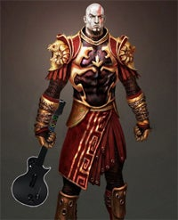 PS3 Guitar Hero Gets Free God Of War Song
