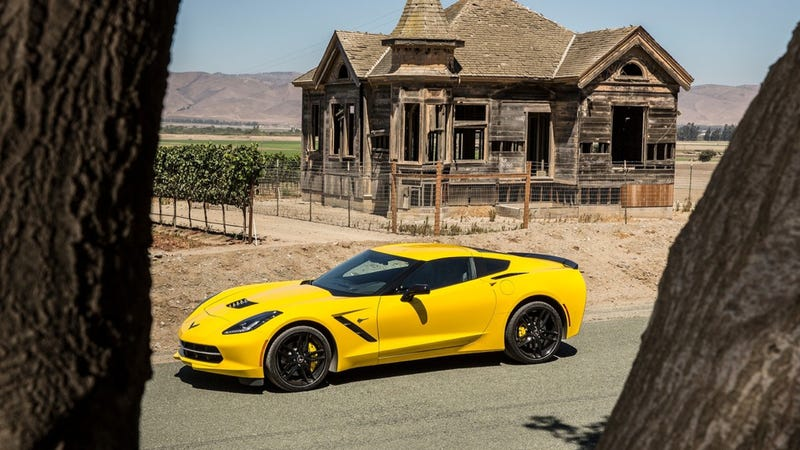 2015 Corvette Gets Eight Automatic Gears Of Shifting Enjoyment