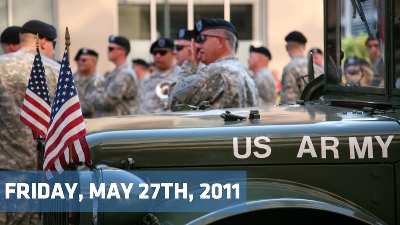 Memorial Day gas prices, black boxes and dimwitted drivers