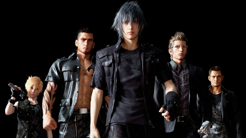 Meet The Cast Of Final Fantasy XV