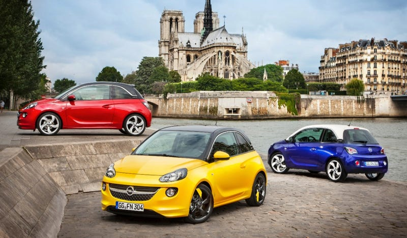 The Cheaper Way To Expand The Opel Adam Line