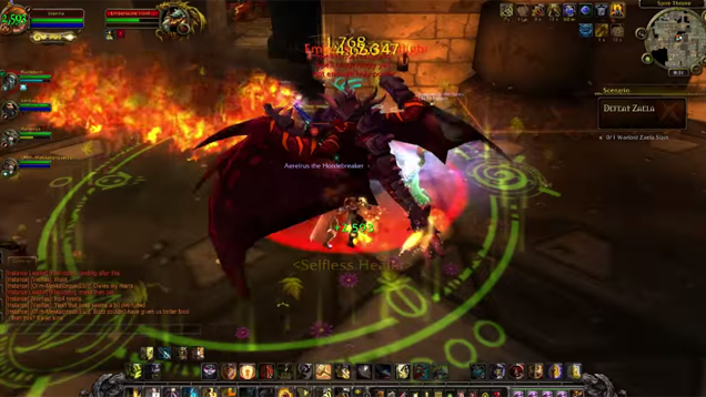 One Of The Coolest Dungeons in World of Warcraft Is About to Change