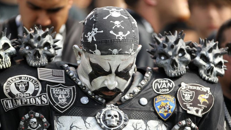 Why Your Team Sucks 2012: Oakland Raiders
