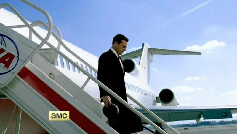 ​Don Draper Deplanes in Cryptic Teaser for Final Season of Mad Men
