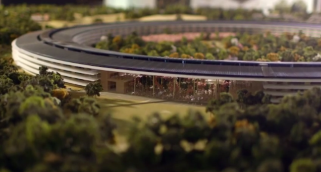 Check Out the Design Behind New Apple Campus 2 Eco-Friendly Headquarters in This Video