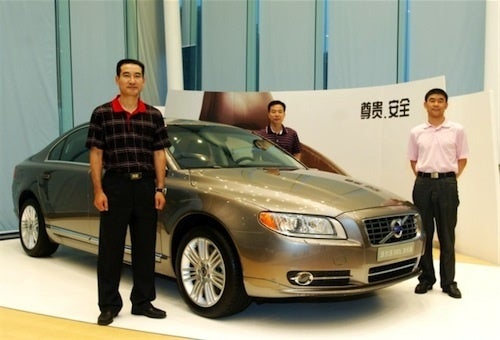 Chinese Astronauts Endorse Premiumness, Holistic Safety Of Volvo