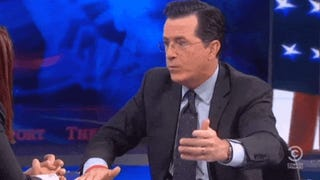 Anita Sarkeesian Was Just On <i>The Colbert Report</i>