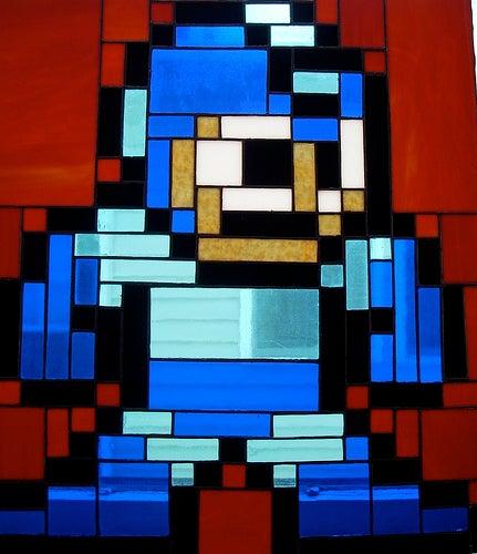 The Ecclesiastical Church of St. Mega Man