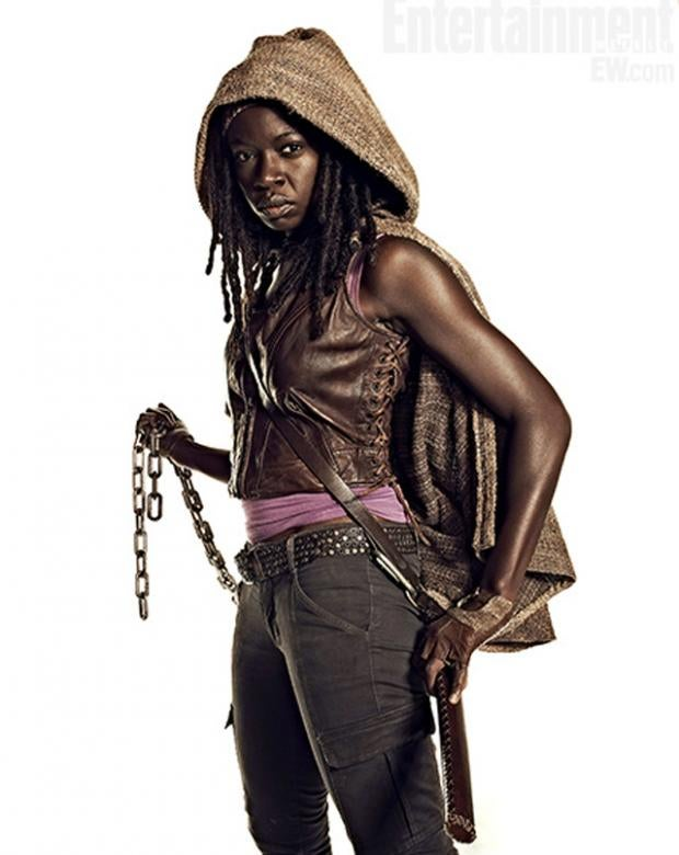 Walking Dead Season 3 Character Portraits