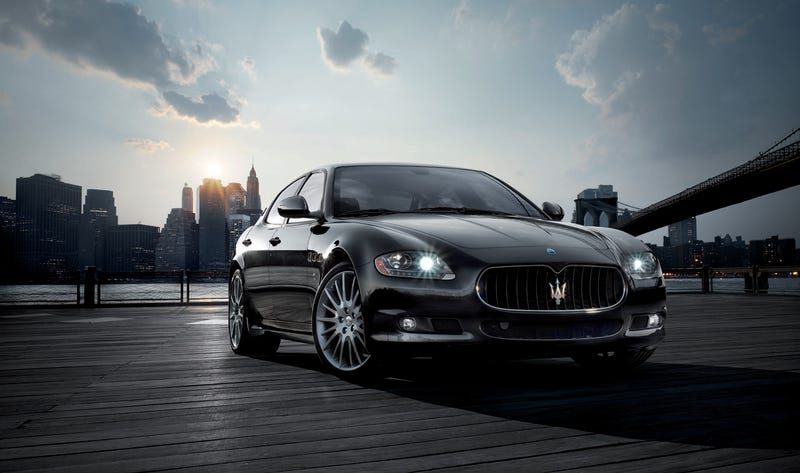 Maserati Quattroporte Sport GT S: We Get Weak In The Knees For 433 HP