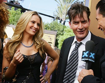 Exclusive: Inside Charlie Sheen's Cheap Prenup