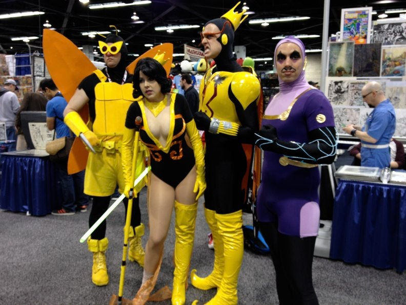 WonderCon Cosplay Gallery 2012 Part 2