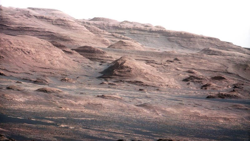 You Can Listen to the Same Songs Mars Curiosity Wakes Up To