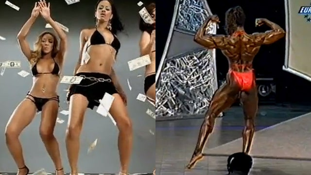 The Respectability of Video Vixens vs. Body Builders