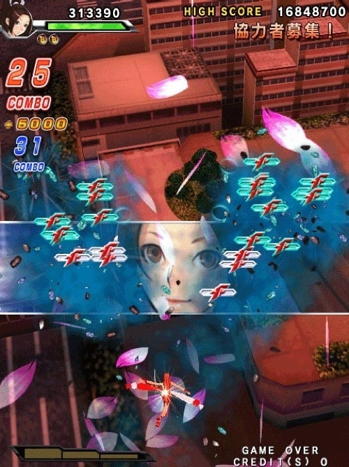 SNK Shoots Out New KOF Sky Stage Screens