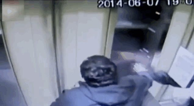 Watch An Out-Of-Control Elevator Climb 31 Floors In 15 Seconds