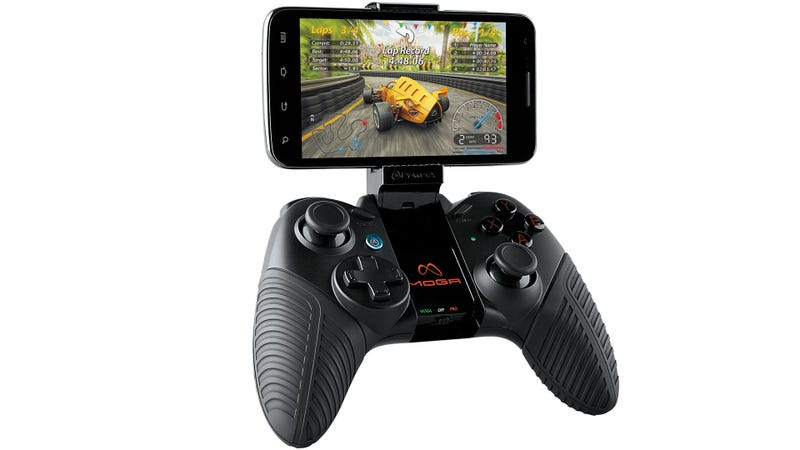 The MOGA Mobile Controller Gets Supersized