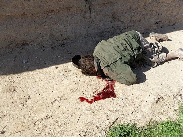 More of the 'Kill Team' War-Crimes Photos
