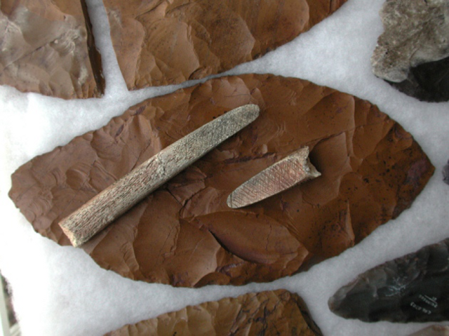 Are all Native Americans descended from the Clovis people?