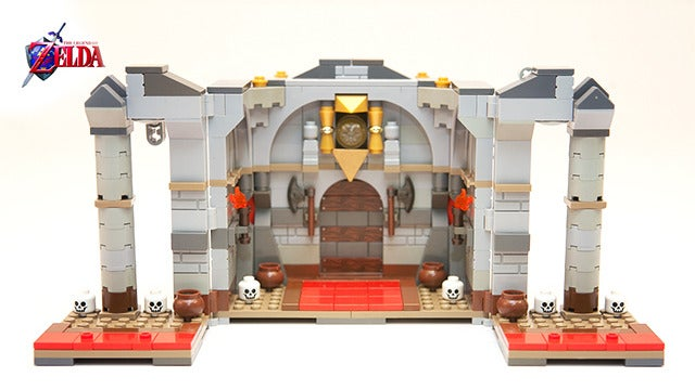 Help Make This Fantastic Zelda LEGO Set A Reality