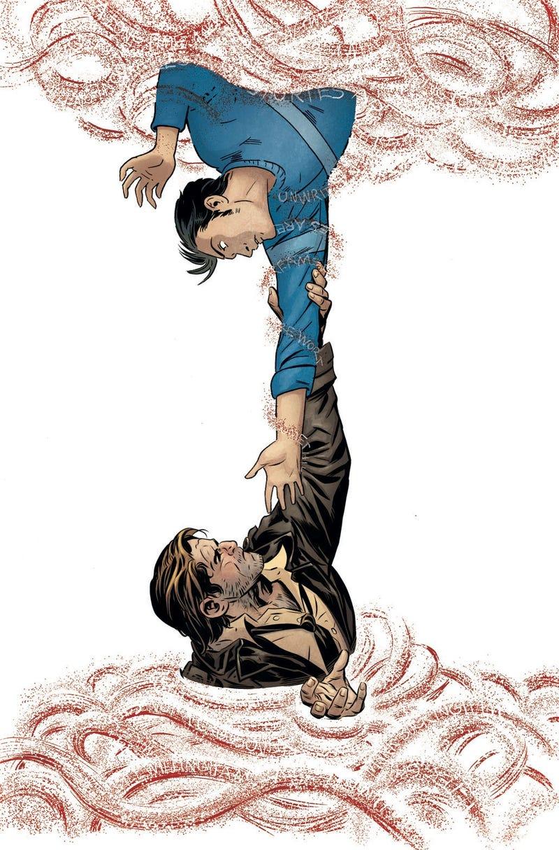 Fables meets The Unwritten in the ultimate Vertigo comics crossover!