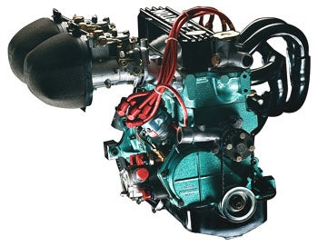 Engine Of The Day: Ford Kent
