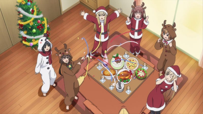 12 Anime To Watch On Christmas