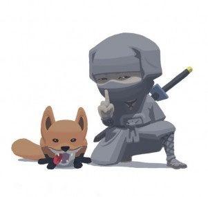 4Kids Grabs Mini Ninjas