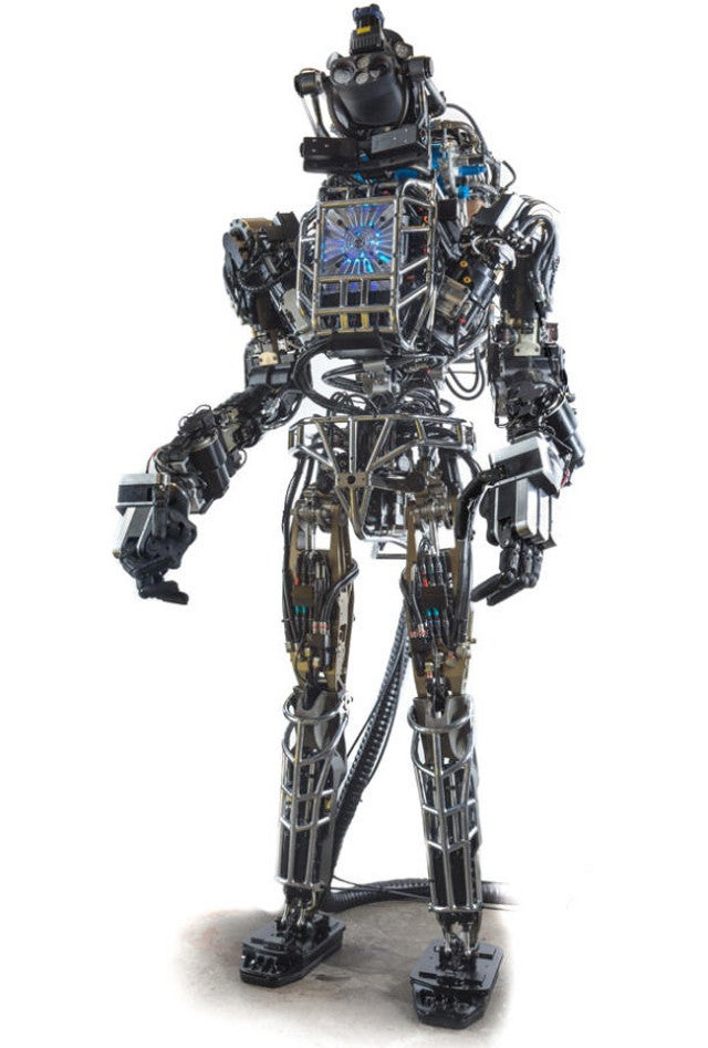 Meet the Pentagon's latest robotic abomination: ATLAS