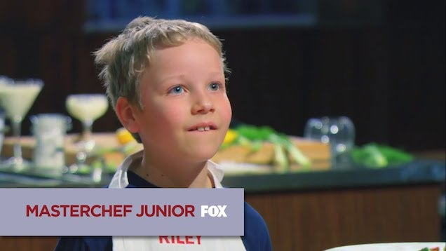 A Baby—Real Baby—Is Competing on MasterChef Jr.