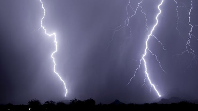 Father and Son Killed By Lightning, 48 Years Apart