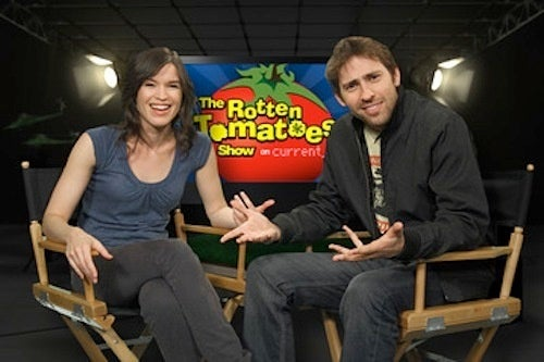 The Rotten Tomatoes Show Goes from Fresh to... Well, You Know