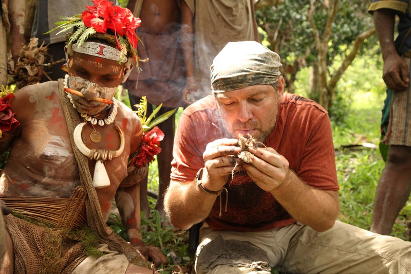 Beyond Survival: Around the World Eight Times With Les Stroud