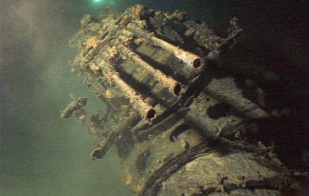 World War 2 Japanese Super-Submarine Found In Hawaii