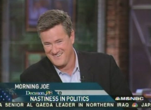 Joe Scarborough Once Defended the Murderer of an Abortion Doctor