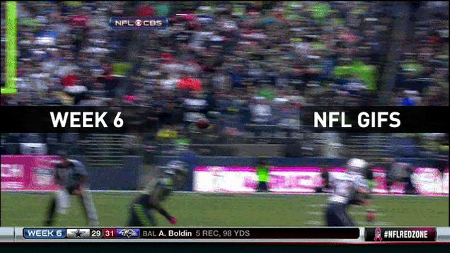 Wes Welker Getting Phased Out Of His Shoes, The Chiefs And Bucs Combining For Something Like A Football Play, And More: Your Sunday NFL GIF Roundup