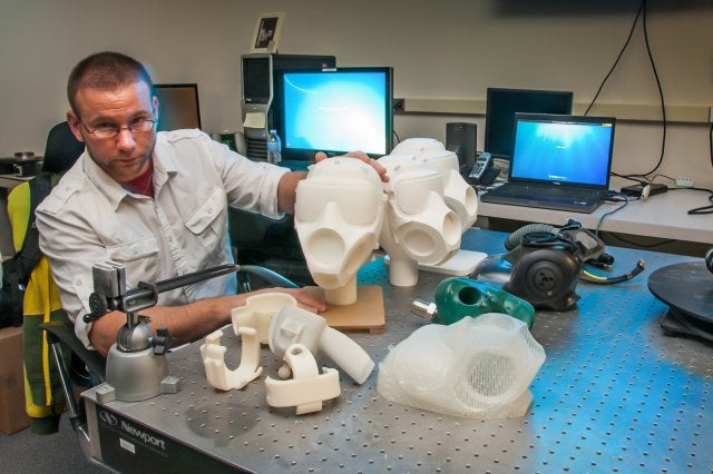 Marching into the Future of 3D-Printed War