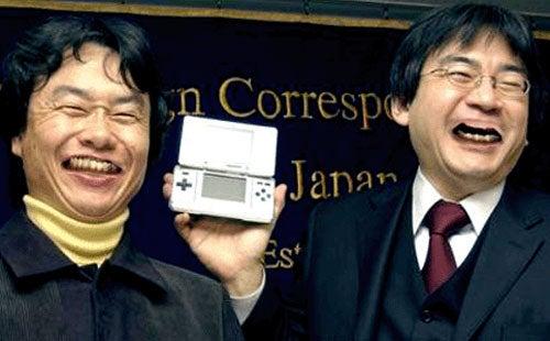 Nintendo DS Sales Fall Through The Floor