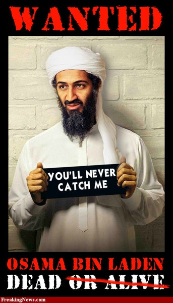 California Man Arrested on bin Laden Hunting Trip