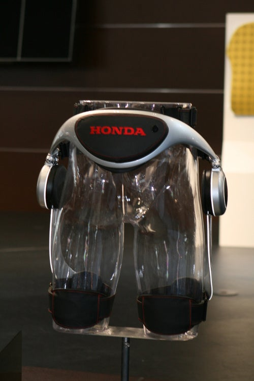 Honda Stride Assist System