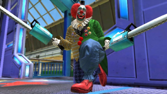 The Scariest Clowns And Jesters In Video Games