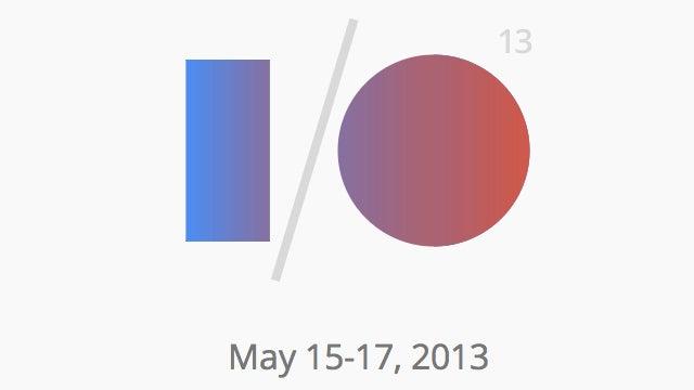 Watch the Google I/O 2013 Keynote Here